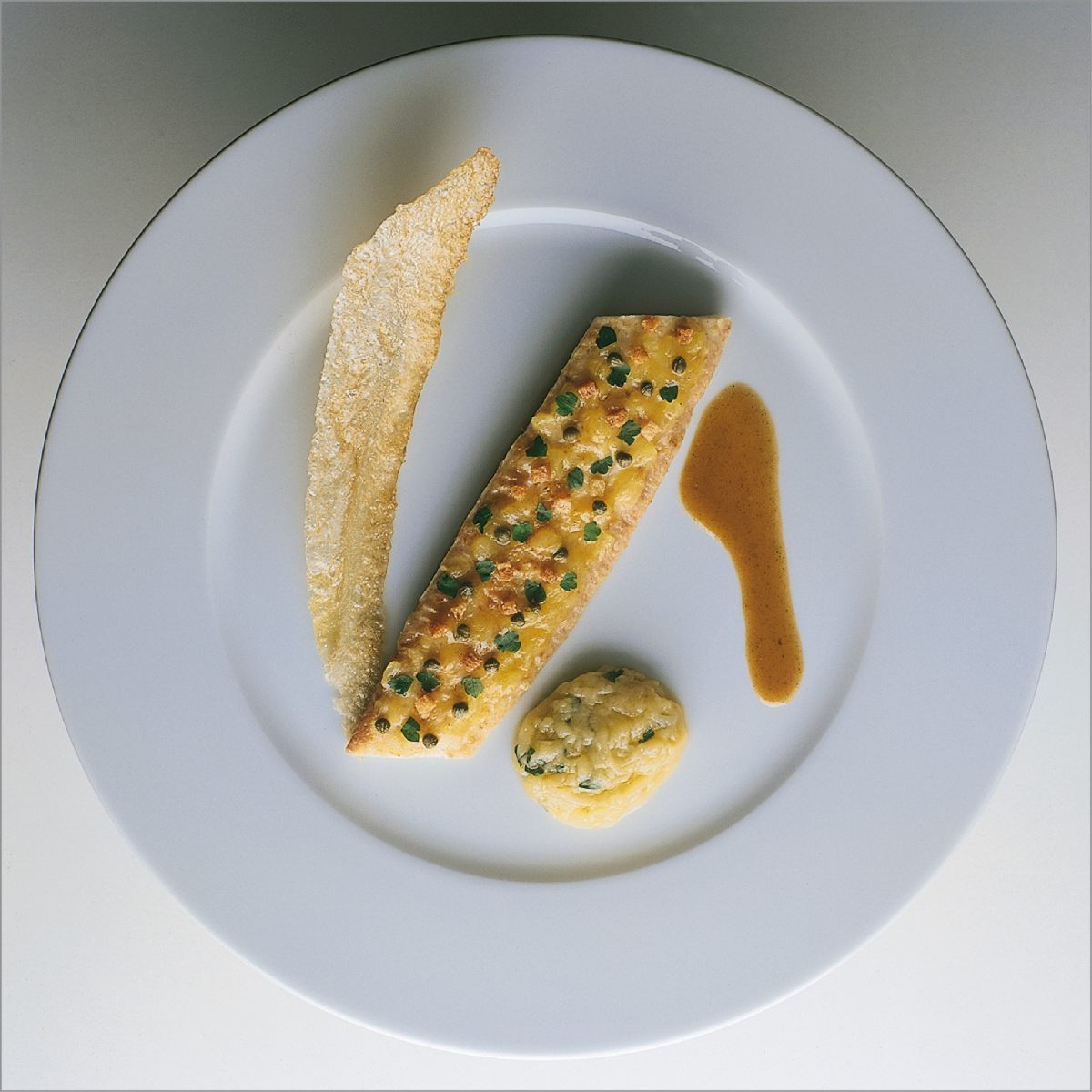 Sole Petite Grenobloise Recipes — Dishmaps