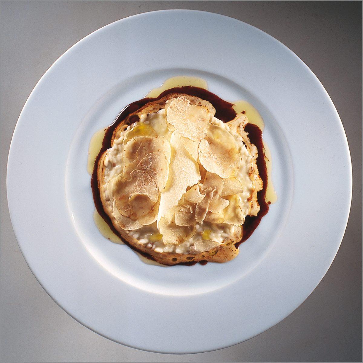 Risotto l italienne une r p e de tartufi di alba par for Alba cuisine italienne