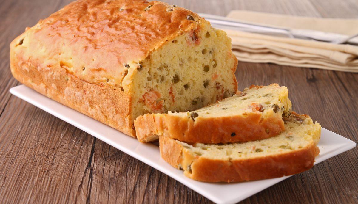 Cake Legume Saumon
