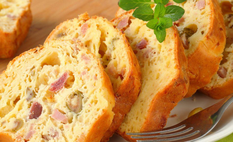 Image Result For Recette Cake Jambon Et Olives
