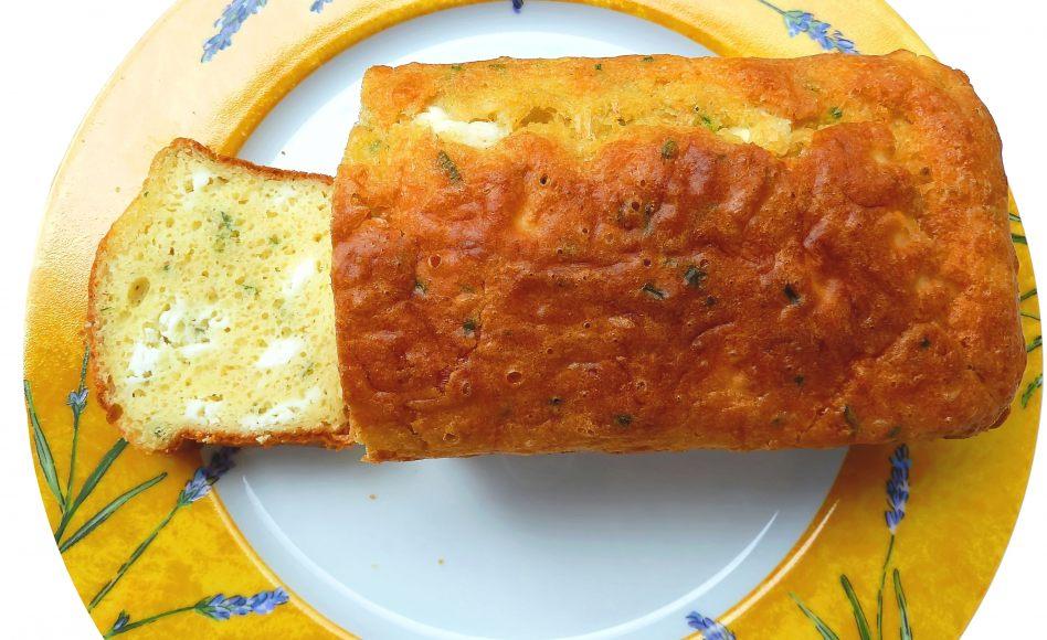 Gateau au fromage de chevre