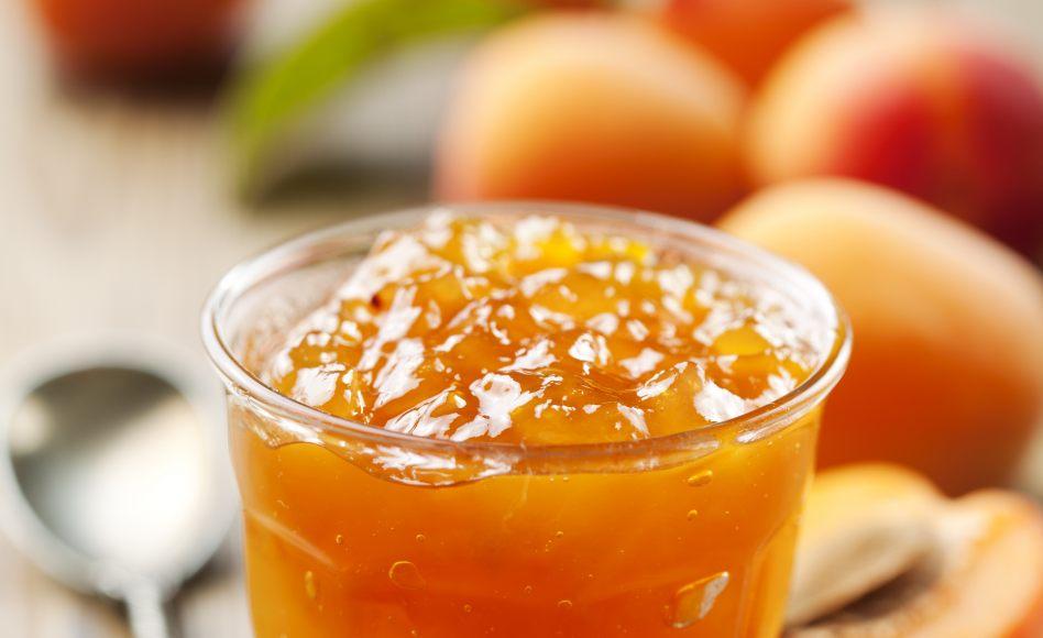 confiture abricot et