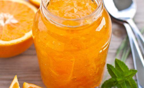 Recette confiture de noel orange