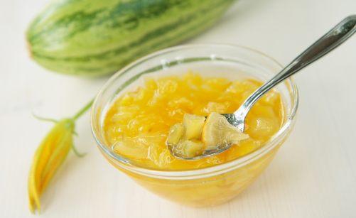 confiture zucchini