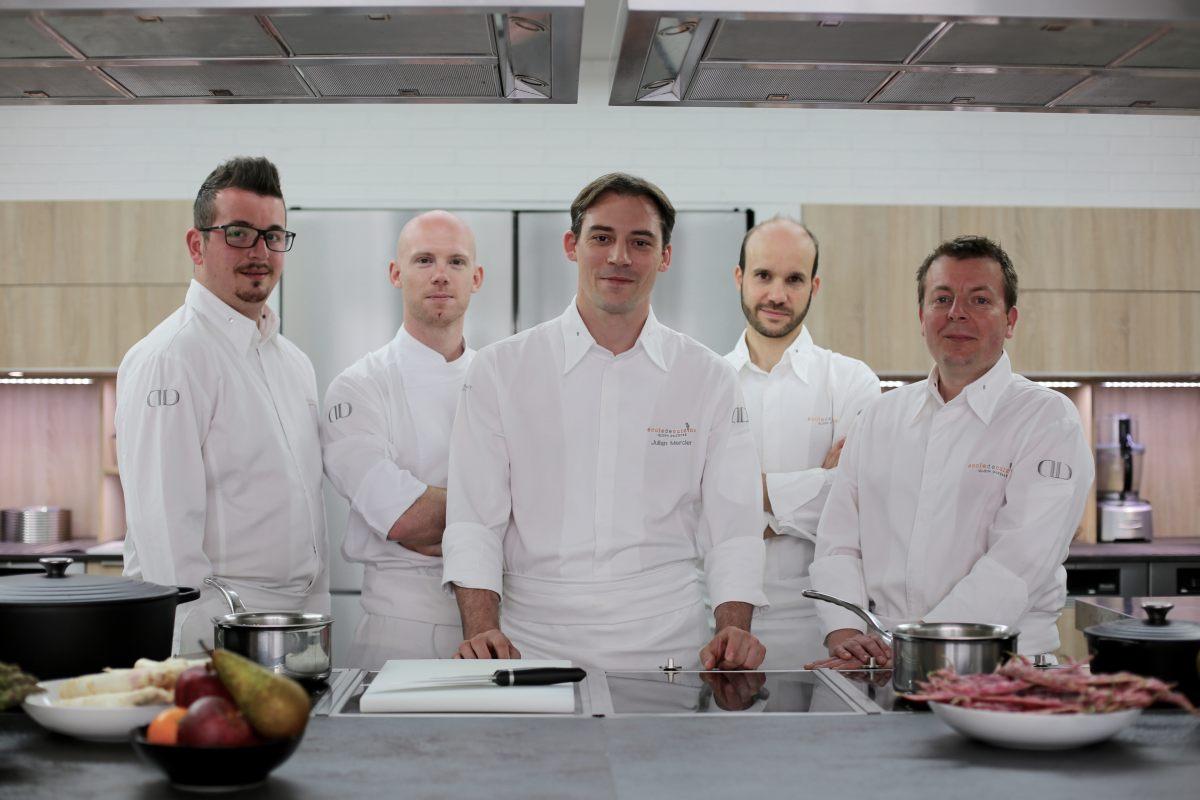 Cole de cuisine alain ducasse - Cours de cuisine christophe michalak ...