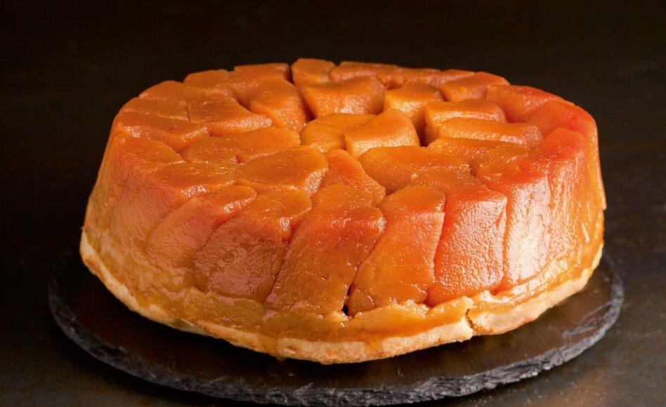 Tarte tatin aux pommes par l 39 cole de cuisine alain ducasse for Alain ducasse ecole de cuisine