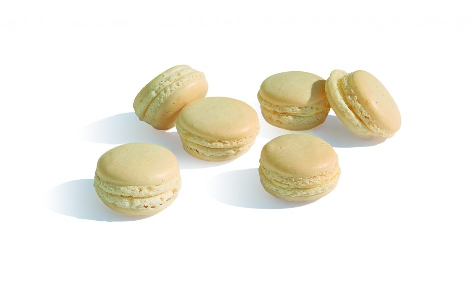 macarons vanille par l 39 cole de cuisine alain ducasse. Black Bedroom Furniture Sets. Home Design Ideas
