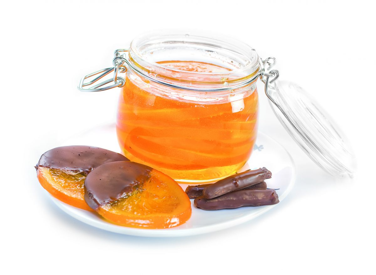 Oranges confites et orangettes par l 39 cole de cuisine - Offrir un cours de cuisine avec cyril lignac ...