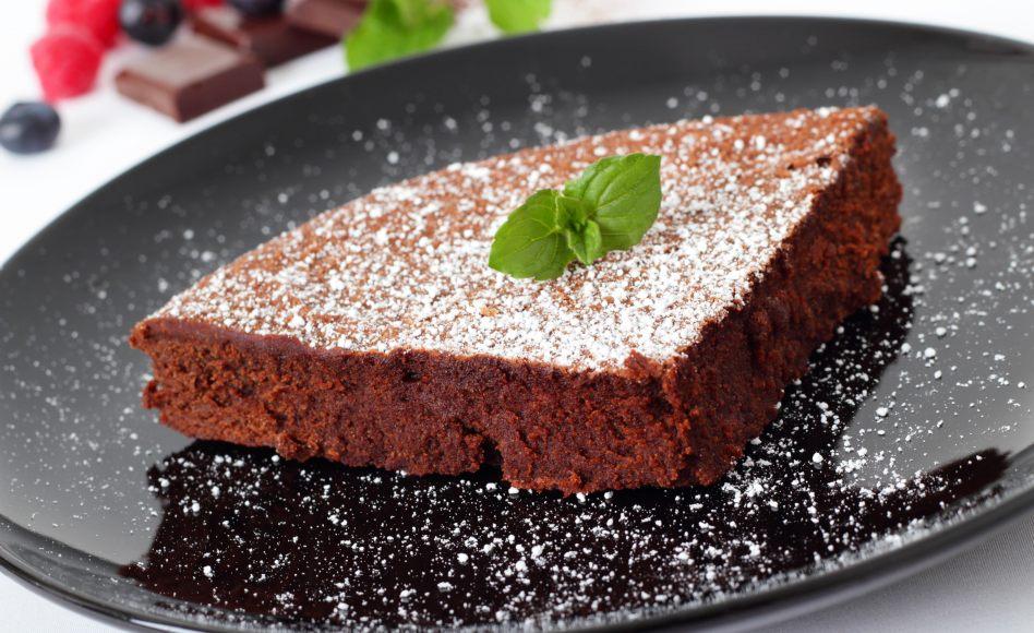 recette de gâteau aux courgettes et au chocolat (sans beurre)