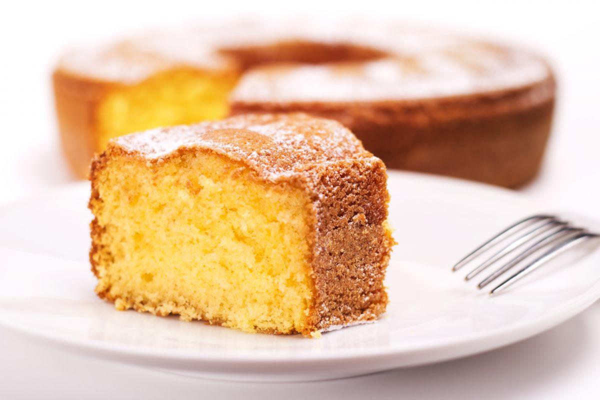 Cake Au Chocolat Blanc De Sophie