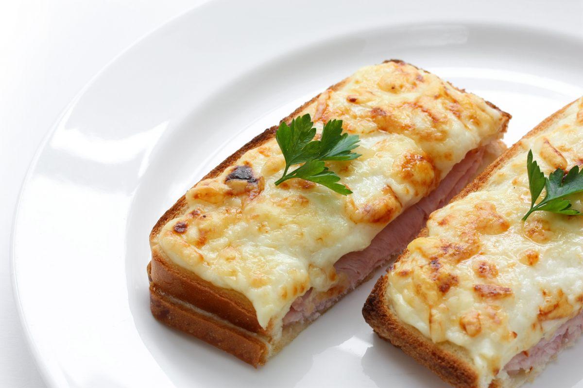 Recette du croque monsieur for Gastronomia de paris francia