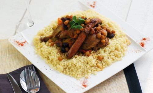 Recette Du Couscous Traditionnel