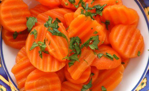 Receta de zanahoria vichy
