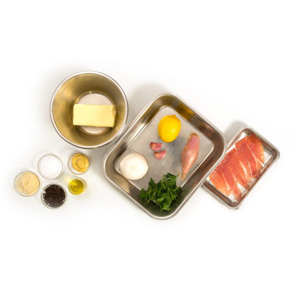 Recette de beurre d escargot par alain ducasse - Beurre d escargots maison ...
