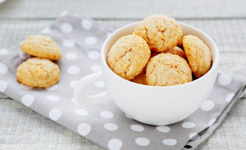 Recette De Biscuits Aux Amandes