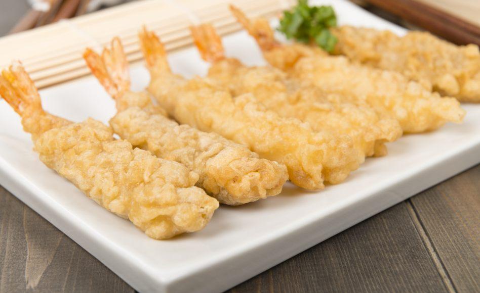 recette de tempura de crevettes. Black Bedroom Furniture Sets. Home Design Ideas