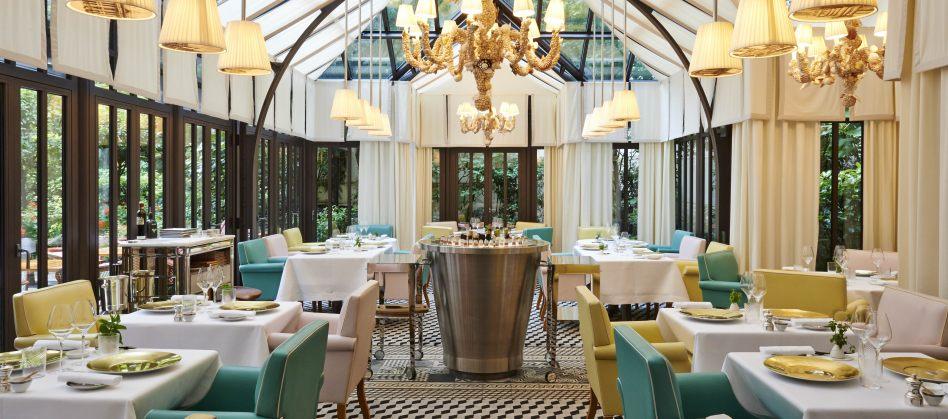 Il carpaccio restaurant for Restaurant la cuisine royal monceau
