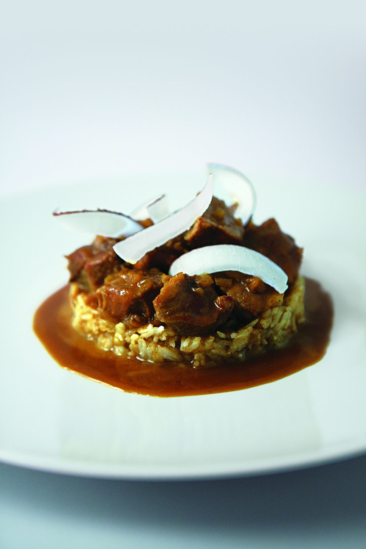 curry d agneau riz la noix de coco par l 39 cole de cuisine alain ducasse. Black Bedroom Furniture Sets. Home Design Ideas