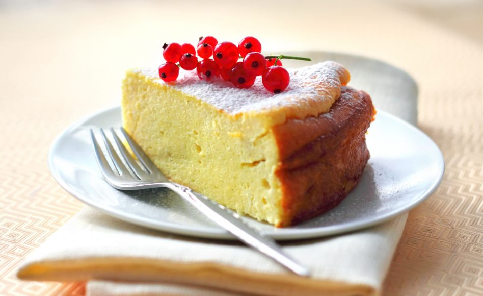 recette de gâteau au fromage blanc
