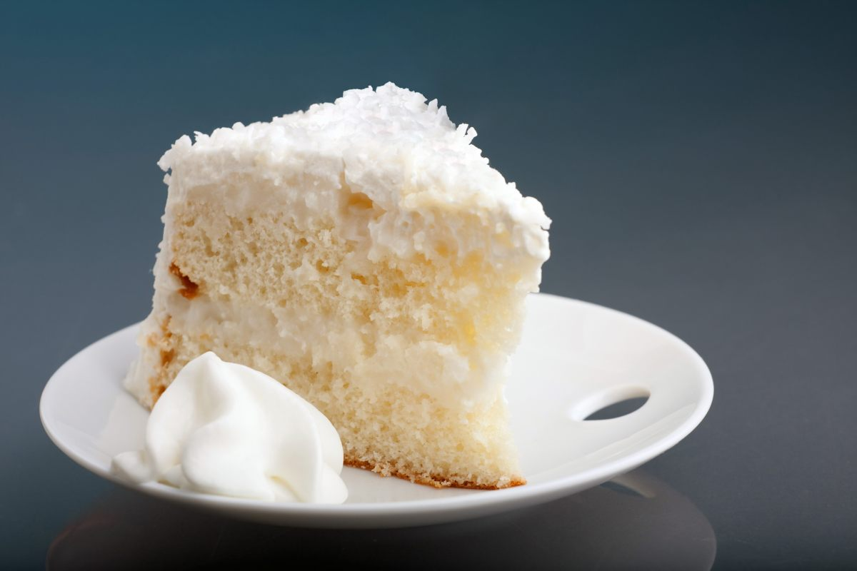 Recette Cake Huile De Coco Oeuf