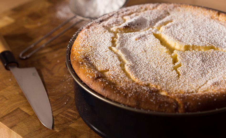 de gâteau à la poudre d'amandes