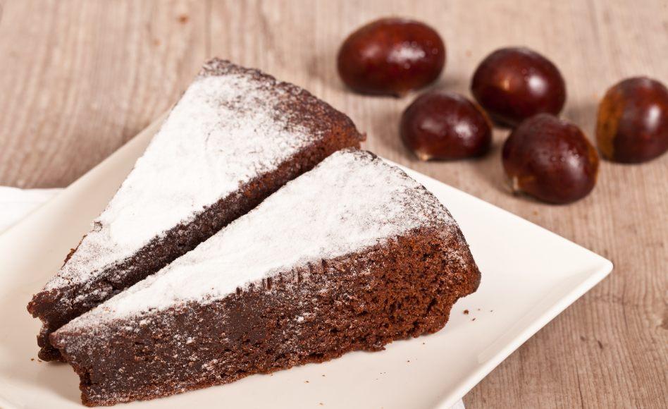 recette de gâteau à la crème de marrons
