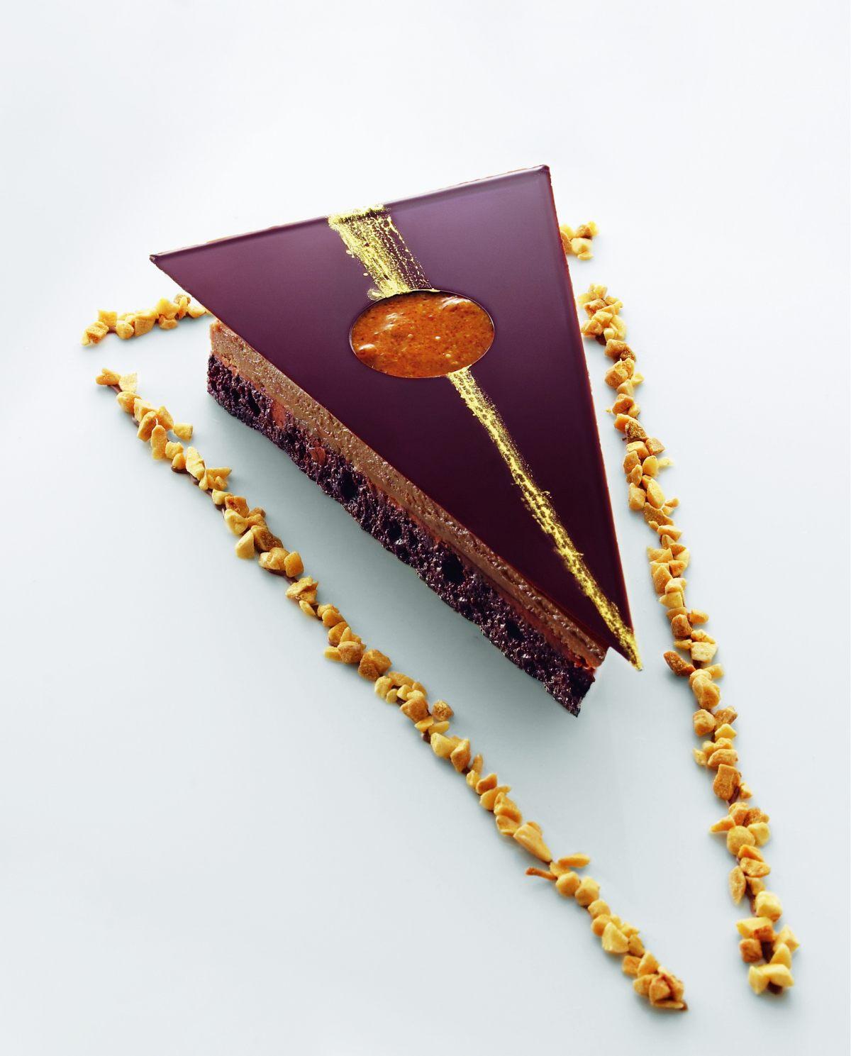 chocolat croustillant de christophe michalak
