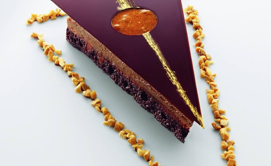 Chocolat croustillant de christophe michalak - Livre de cuisine michalak ...