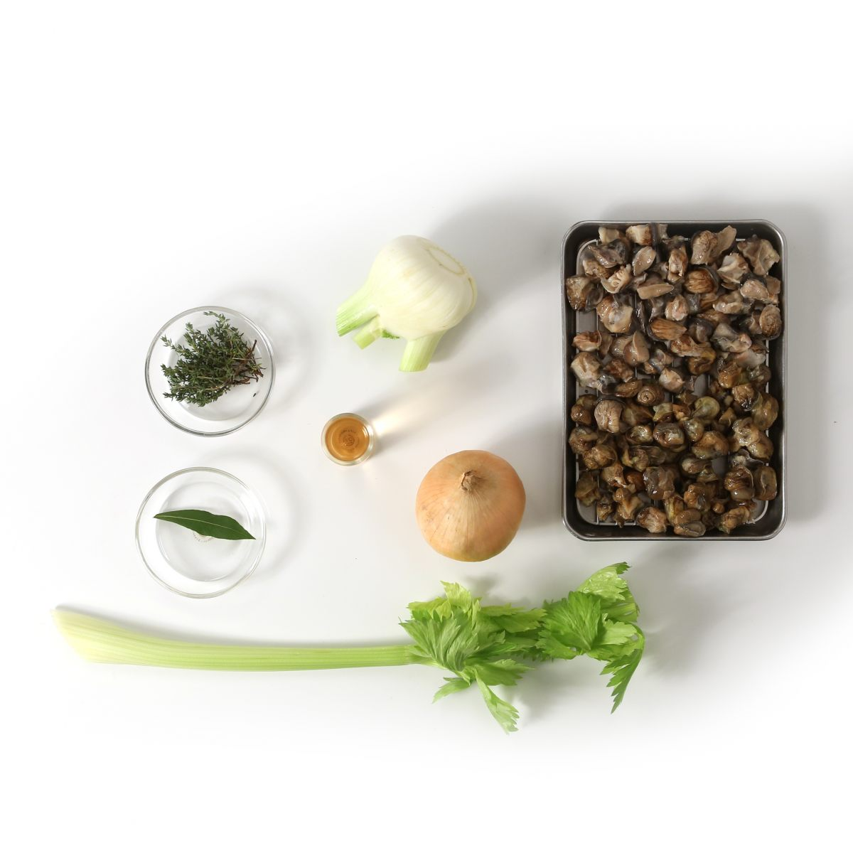 Escargots: préparation et cuisson
