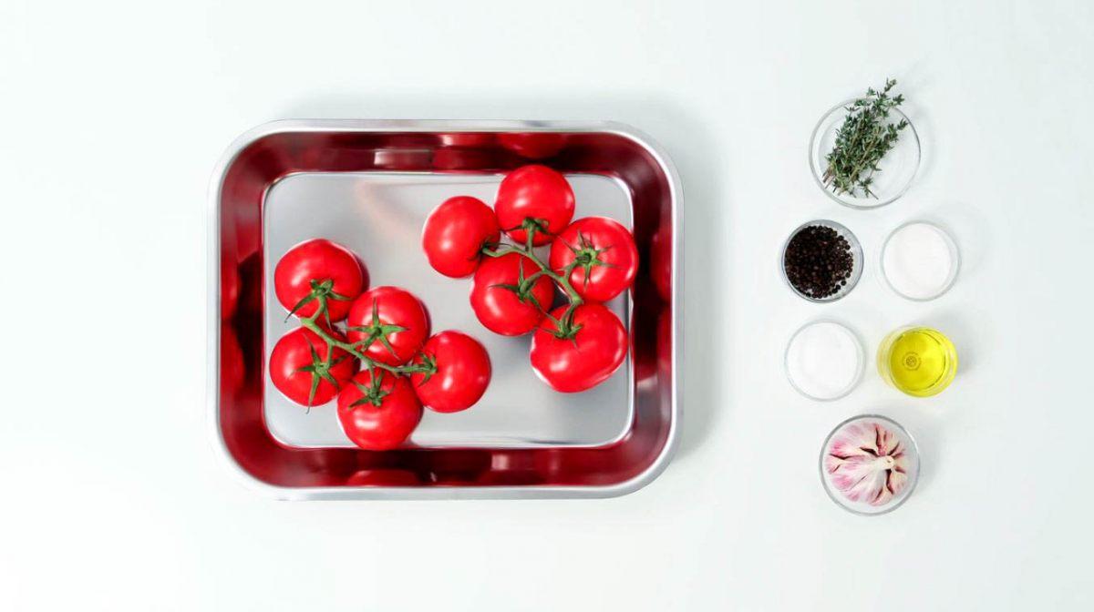 Fondue de tomate