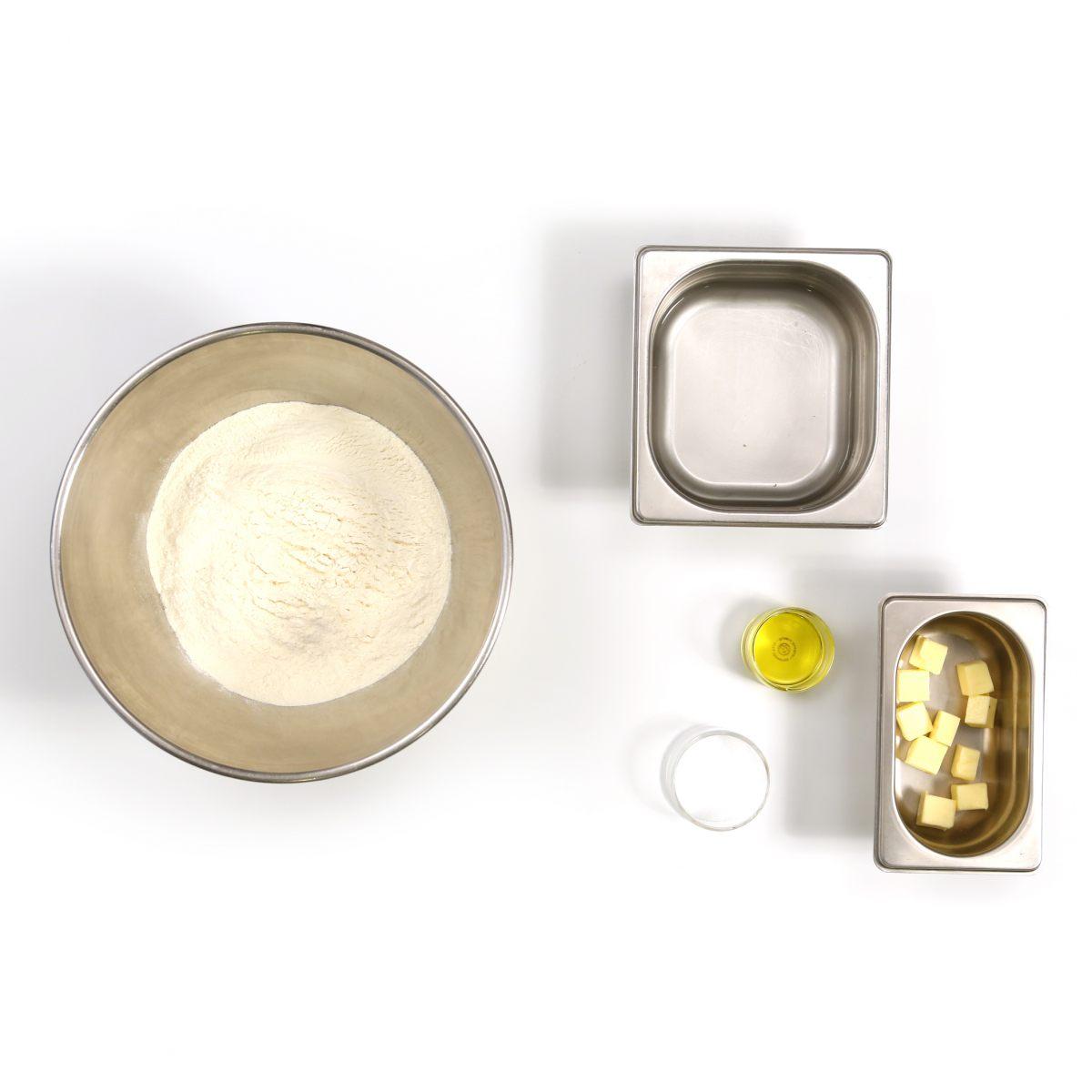 Pâte à l'huile
