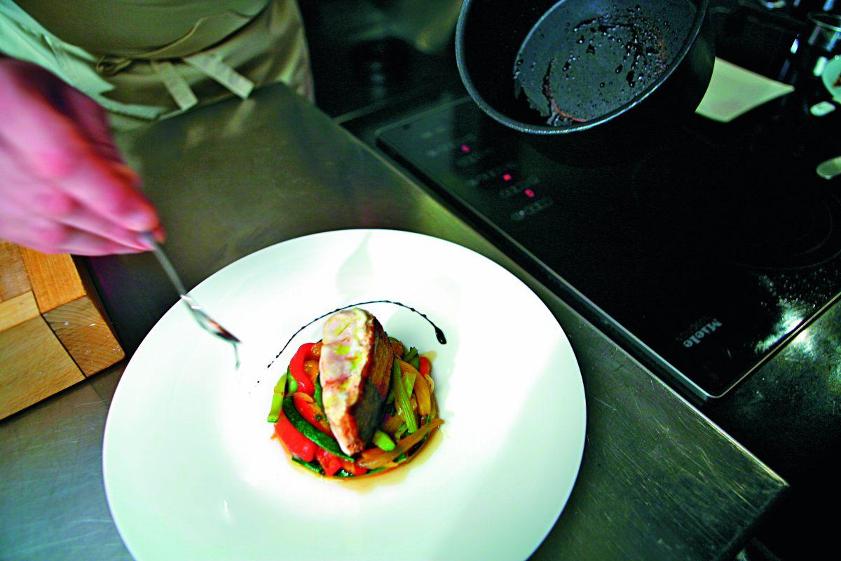 R duction balsamique par l 39 ecole de cuisine alain ducasse for Alain ducasse ecole de cuisine