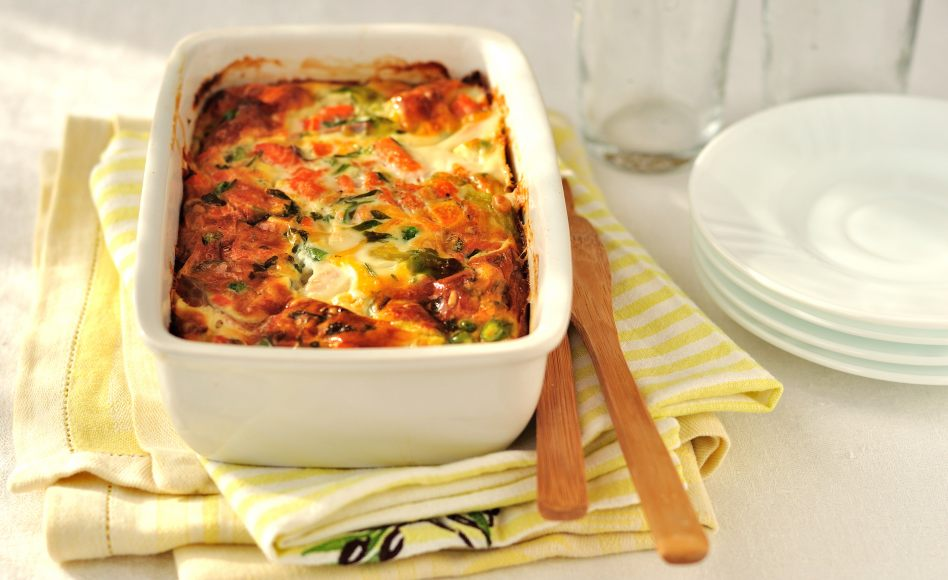 Baked Vegetable Casserole Recipes