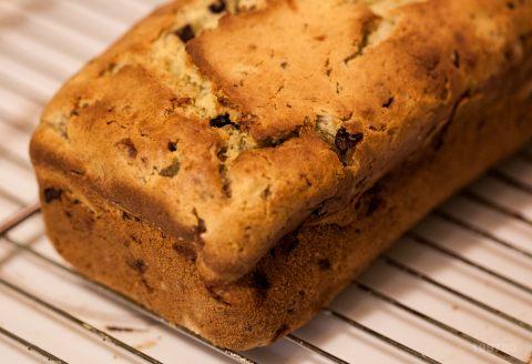 Cake Chocolat Poudre Amande Cassonade