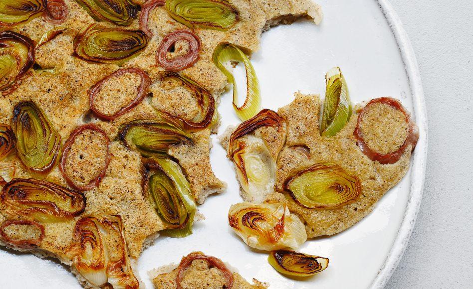 Crêpes au sarrasin  une recette de plat facile