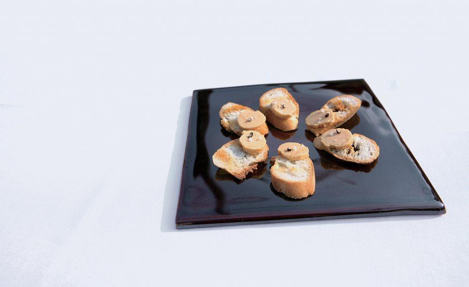 Beurre de foie gras par l 39 ecole de cuisine alain ducasse for Alain ducasse ecole de cuisine