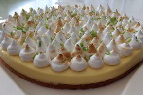 Chalumeau de cuisine - Tarte au citron meringuee herve cuisine ...