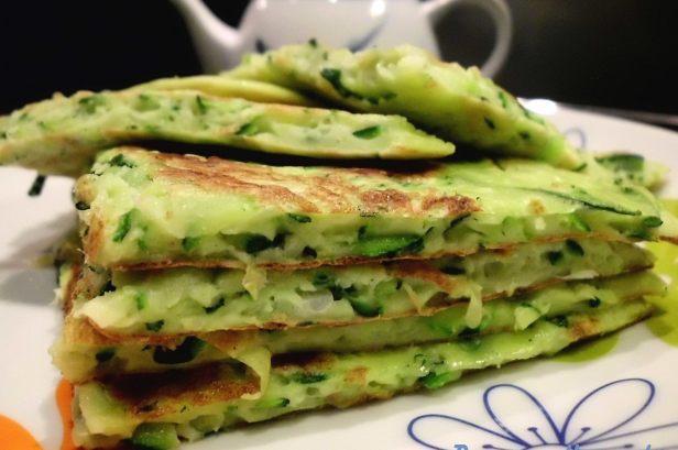 Recettes de galettes aux courgettes par recettes d 39 une - Recette de cuisine libanaise avec photo ...