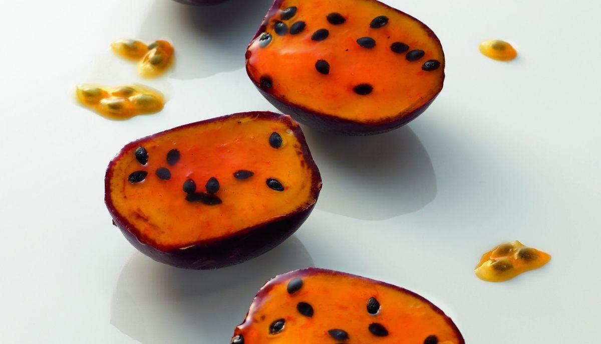 Kocktail mousse de fruits mangue passion par Christophe Michalak