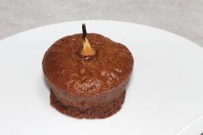 recette de moelleux fondant poire chocolat par alain ducasse. Black Bedroom Furniture Sets. Home Design Ideas