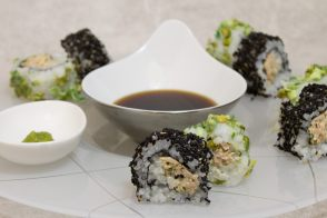 Recette de California makis par Casino