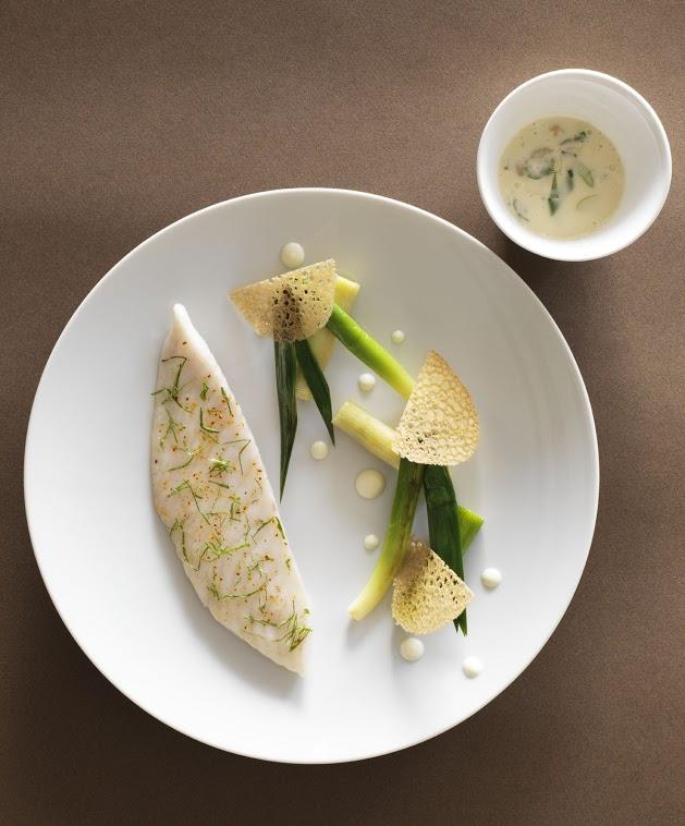 Recette de blanc de saint pierre cuit au plat petits - Offrir un cours de cuisine avec cyril lignac ...