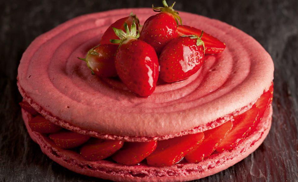 Recette gateau a la fraise maison