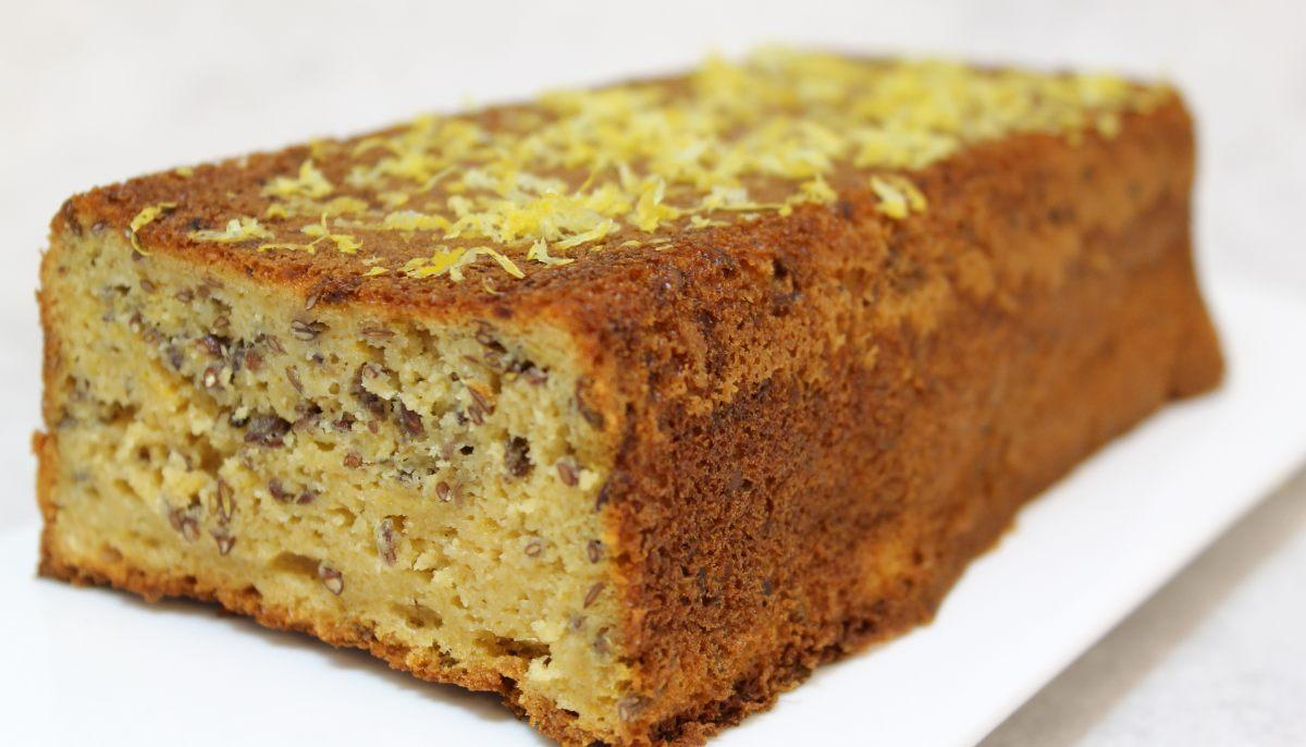 Cake Au Fruit Confit Sans Gluten
