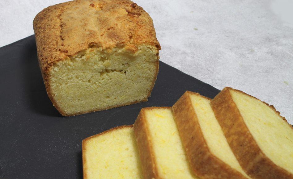 Joel Robuchon Cake Au Citron