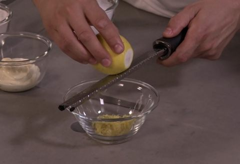 Cake Au Citron Alain Ducasse