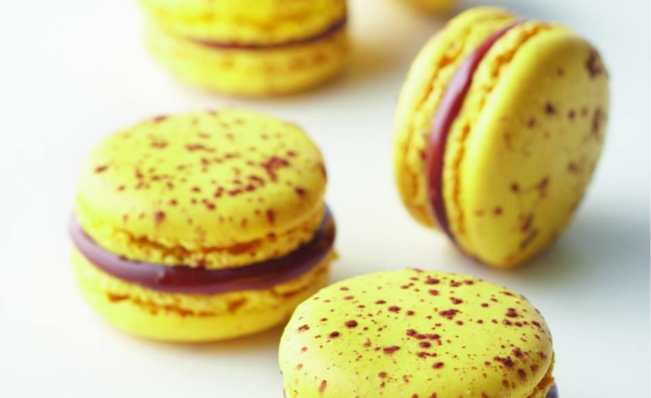 Macaron mogador par Pierre Hermé