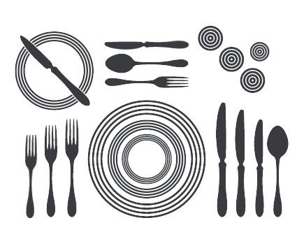l'art de la table et du savoir-vivre à la française