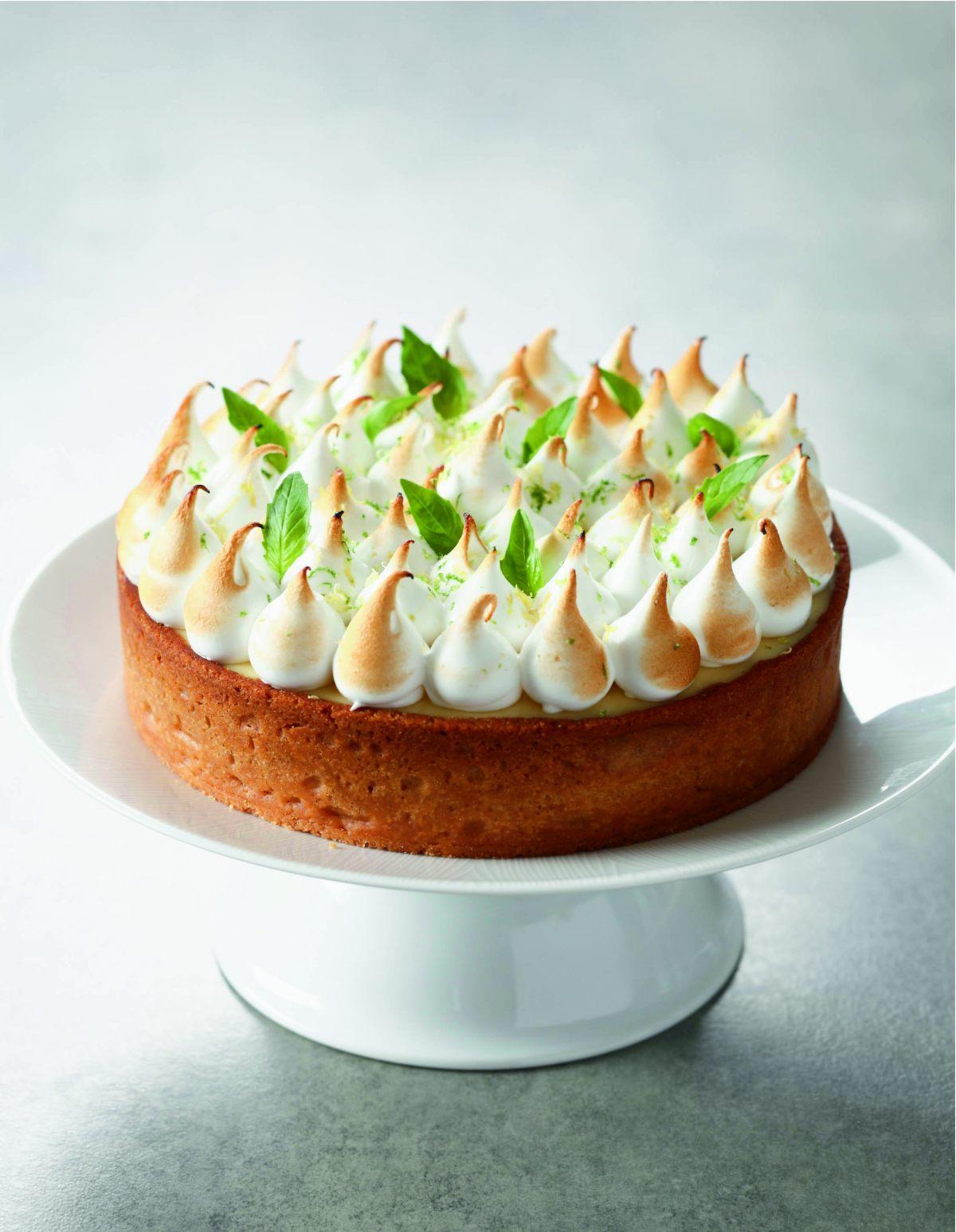 Tarte citron basilic par l 39 cole de cuisine alain ducasse - Offrir un cours de cuisine avec cyril lignac ...