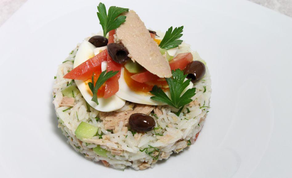 Salade De Riz Au Thon D T Par Alain Ducasse
